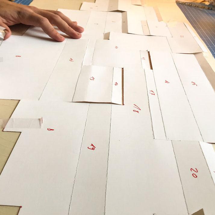 Iterativer Desingprozess durch junges Design Studio